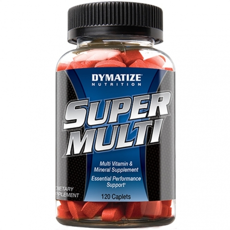 Dymatize Super Multi - 120 kaps.