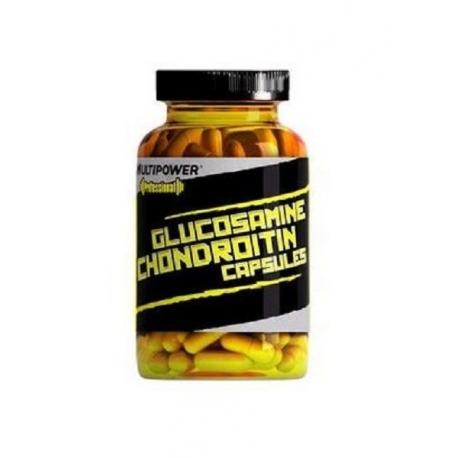 Multipower Glucosamine + Chondroitin - 120 kap.