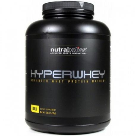 Nutrabolics HyperWhey - 2270g