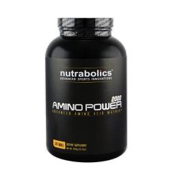 Nutrabolics Amino Power 2000 - 324 kaps.