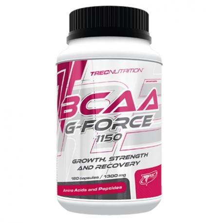 Trec Bcaa g-force 180 caps.
