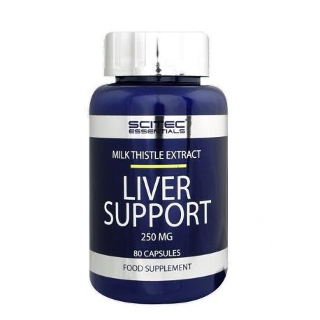 Scitec Liver Support 80 caps. (na wątrobę)