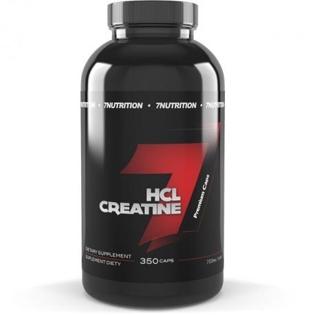7 Nutrition HCL Creatine 350 kaps