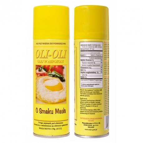 Oli-oli Żółty o smaku masła