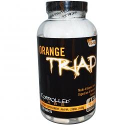 Controlled Labs Orange Triad - 270 tab New Formula