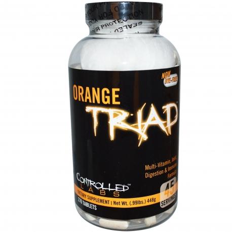 Controlled Labs Orange Triad - 270 tab