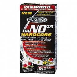 Muscletech naNOx9 HARDCORE - 180 kaps