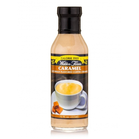 Walden Coffe Creamer Caramel 355ml