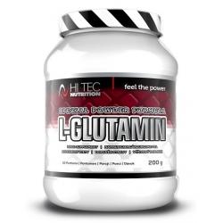 Hi Tec L-Glutamin 200g