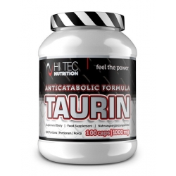 HI TEC Taurin - 100 kaps.