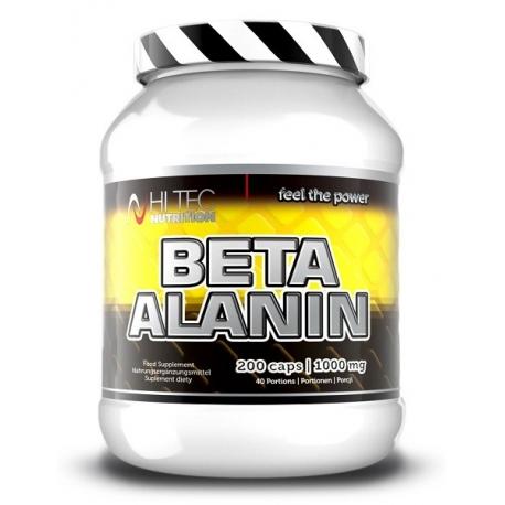 Hi Tec Beta Alanin 200kaps.