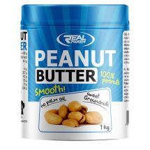 Real Pharm Peanut Butter Smooth 1000g