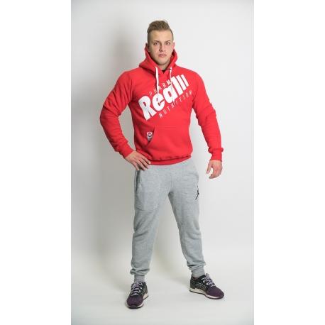 """Real Wear Bluza """"Sztanga"""" Red"""