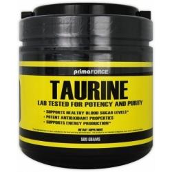 PrimaForce Taurine - 500g [357 porcji]