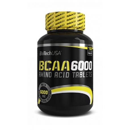 Bio Tech Bcaa 6000 100 tabs