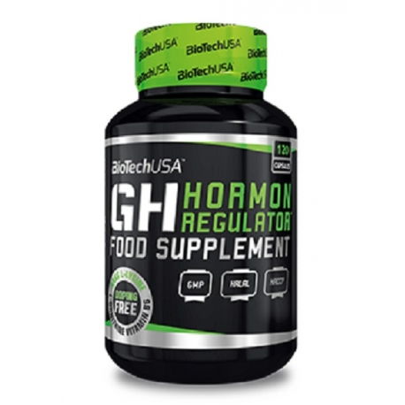 Bio Tech GH Hormon Regulator 120caps