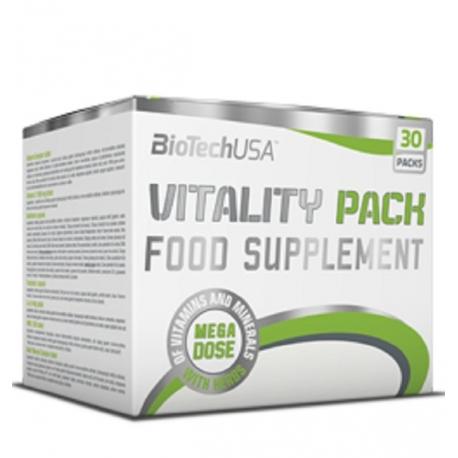 Bio Tech Vitality Pack
