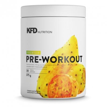KFD Pre-Workout II 375g