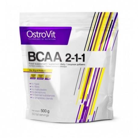 OstroVit Extra Pure BCAA 500g