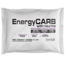 Ostrovit Energy carb + taurine 1000g