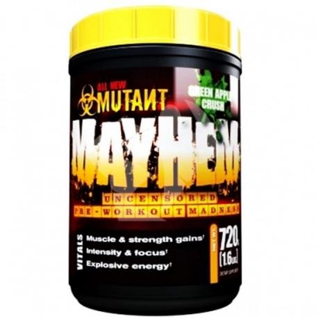 PVL Mutant Mayhem - 720g + Shaker PVL + próbka Rehab