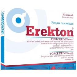 Olimp EREKTON - 30 kaps.