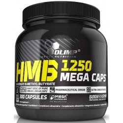 Olimp HMB Mega Caps 1250 mg - 300 kaps