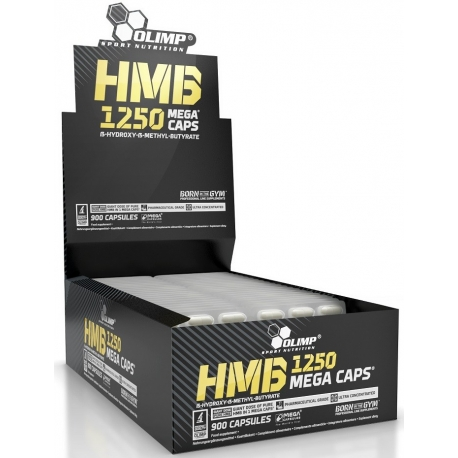 Olimp HMB Mega Capsules - 30 kaps (blister)
