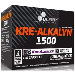 OLIMP Kre-Alkalyn 1500 120 kap.