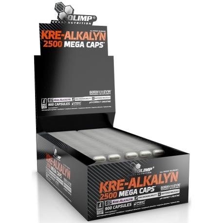 Olimp Kre Alkalyn(R) 2500 Mega Caps- 30 kaps (blister)