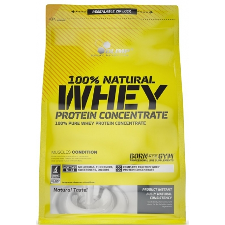 Olimp 100% Natural Whey Protein Concentrate - 750g