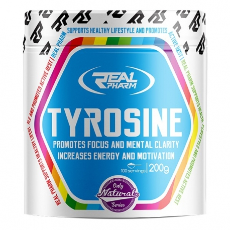 Real Pharm Tyrosine 200g