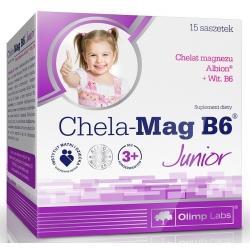 OLIMP Chela-Mag B6 Junior 15 sasz.
