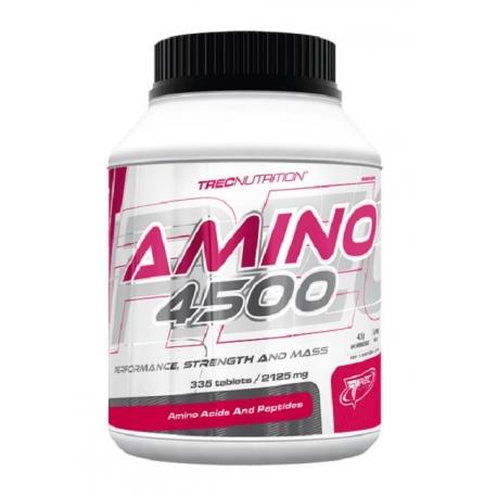 Trec Amino 4500 125 tabs.
