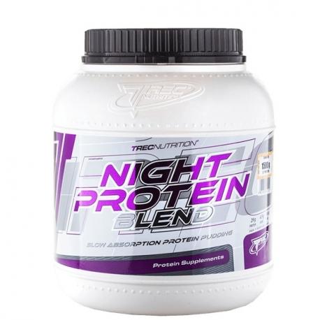 TREC Night Protein Blend 1500 g