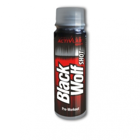 Activlab Black Wolf Shot 80ml