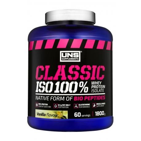 UNS CLASSIC ISO 100% - 1800g (Izolat)