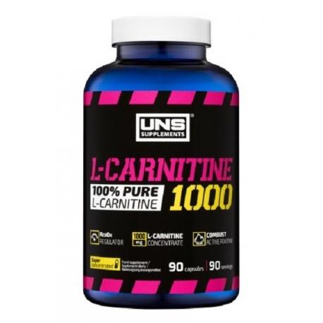 UNS L-Carnitine 90 caps