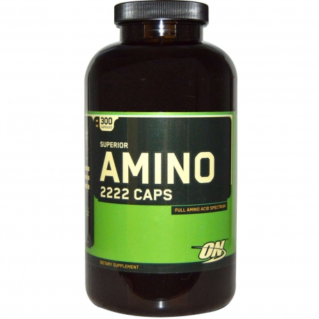 Optimum Superior Amino 320 tabs