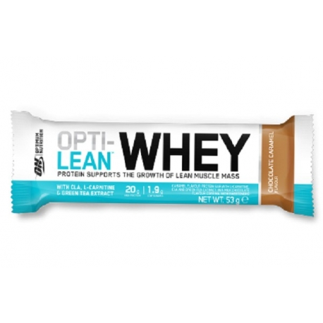 Optimum Whey Bar 53g