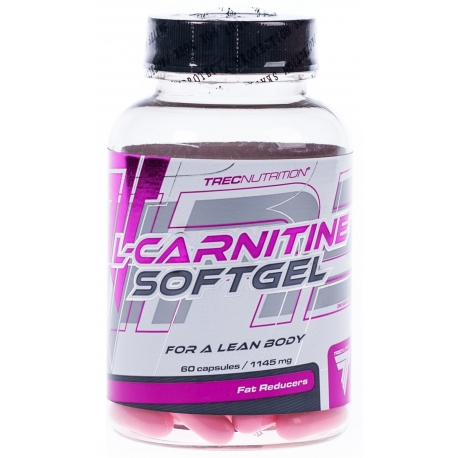 Trec L-Carnitine SoftGel - 60 kaps
