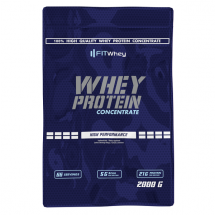 Fit Whey  Whey Protein Concentrate 2000g