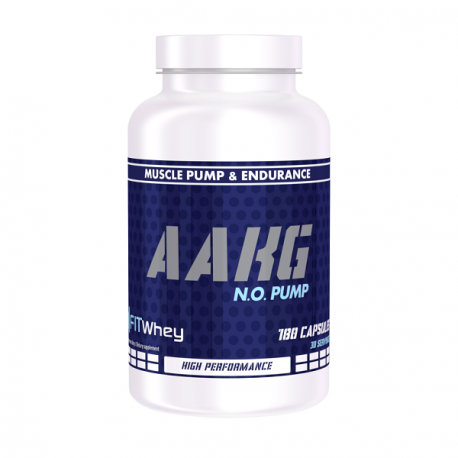 Fit Whey AAKG 180 caps