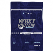 Fit Whey Whey Protein 100 Con. 2000g