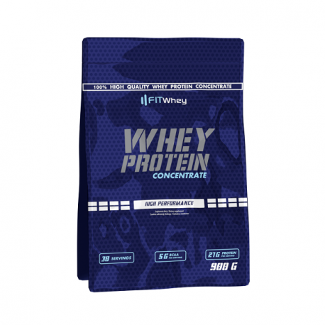Fit Whey Whey Protein Concentrate 900g