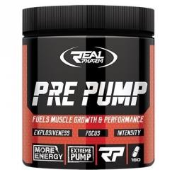 Real Pharm PRE PUMP 180 tabs