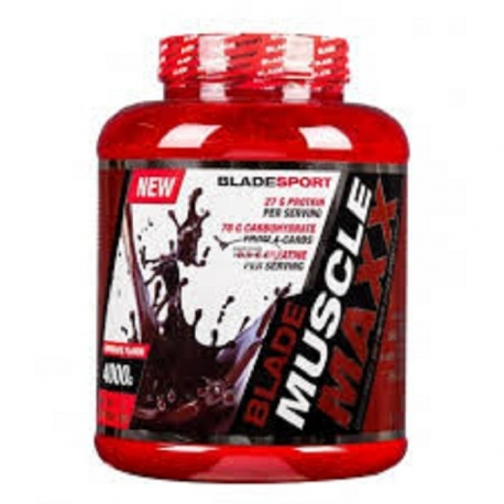 Blade Nutrition Muscle Maxx 4000g