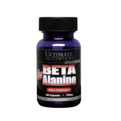 Ultimate Beta Alanine 750 - 100 kaps