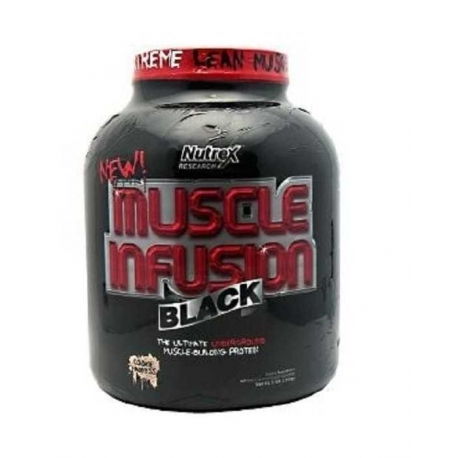Nutrex Muscle Infusion - 2268g