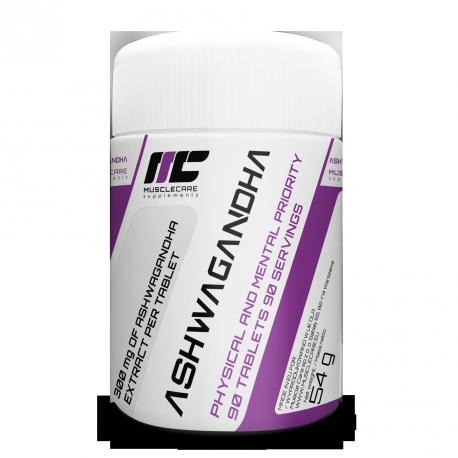 Muscle Care Ashwagandha - 90 tabs